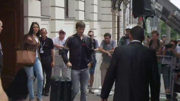 Футболисты России отказались от общения с прессой в Варшаве