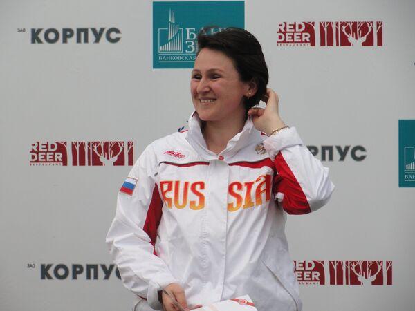 Наталья Падерина