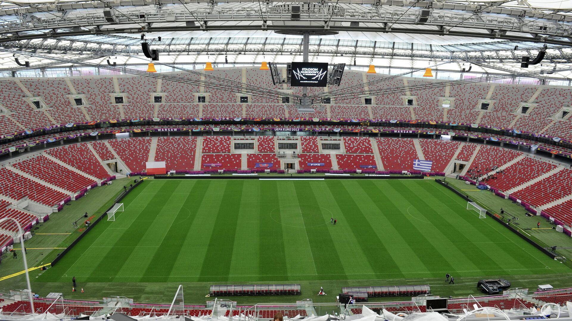 Национальный стадион в Варшаве - РИА Новости, 1920, 19.10.2020