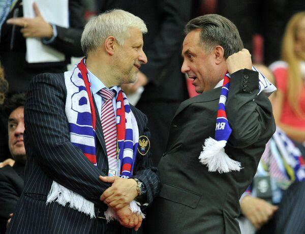 Футбол. ЕВРО - 2012. Матч сборных Польши и России