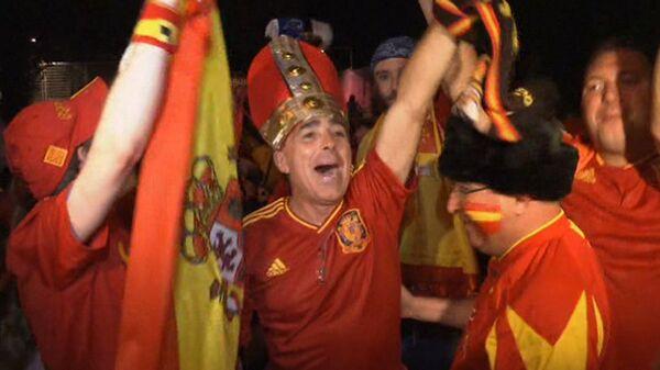 Испанская страсть и итальянская грусть: реакция фанатов на итог Евро-2012