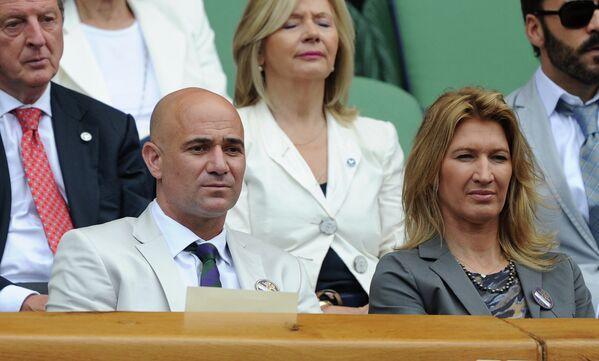 Теннис. Уимблдон - 2012. Десятый день