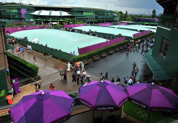 Уимблдонский теннисный центр