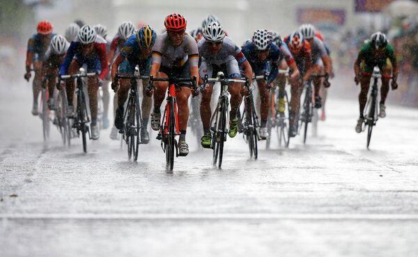 Велосипедистки на Олимпийских играх-2012