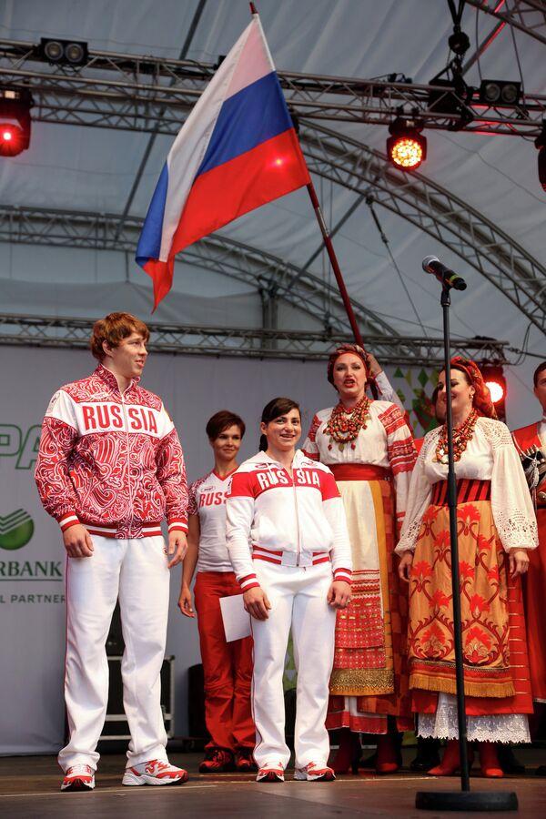 Иван Нифонтов и Светлана Царукаева