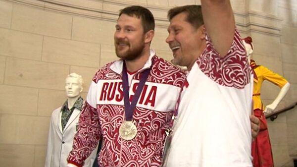 Спортсмены о том, как устроили день серебра для России на Олимпиаде