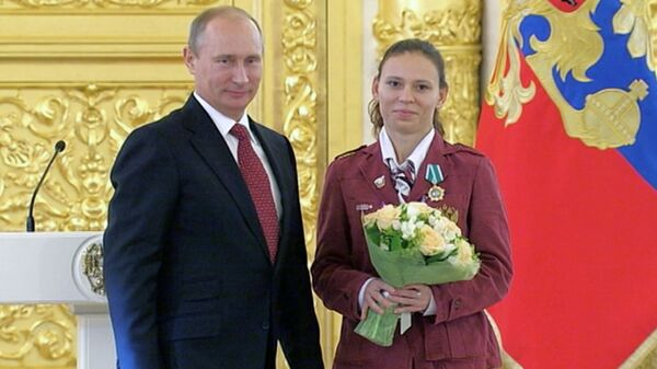 Путин назвал триумфом выступление россиян на Паралимпиаде в Лондоне