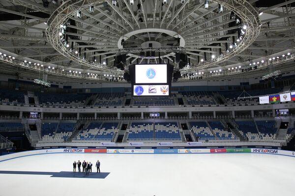 Дворца спорта Айсберг