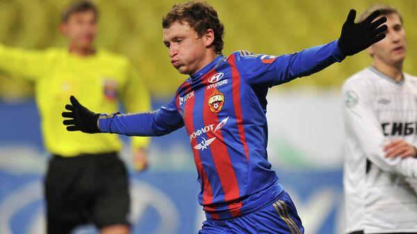 Гендиректор ЦСКА объяснил, почему клуб не заинтересован в услугах Мамаева
