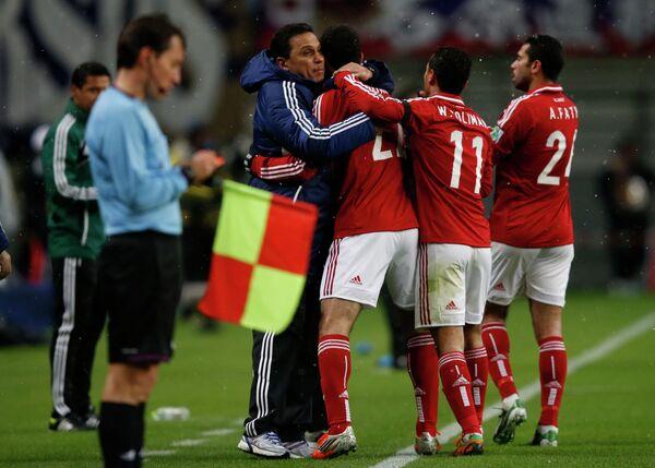Футболисты Аль-Ахли