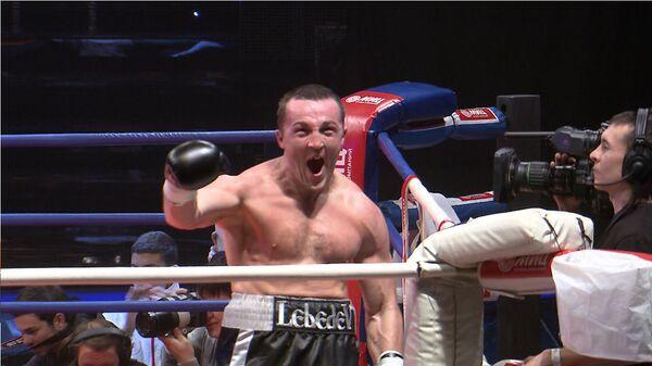 Лебедев апперкотом отправил Сильгадо в нокаут в бою за чемпионский титул