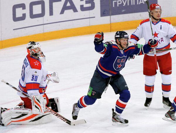 СКА - ЦСКА
