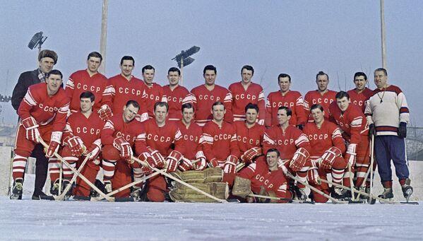 Сборная СССР по хоккею с шайбой 1969 года