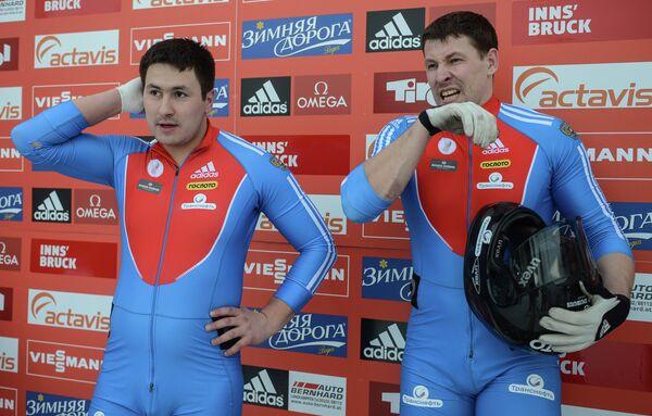 Россияне Александр Касьянов и Максим Белугин