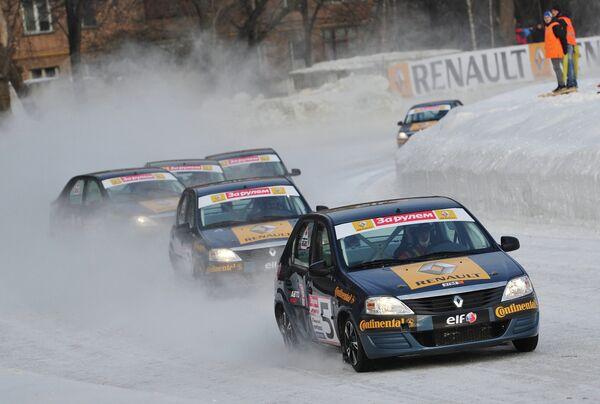 24-я традиционная автомобильная гонка звезд За рулем
