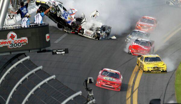 Автогонки NASCAR во Флориде