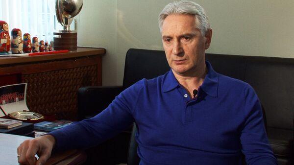 Билялетдинов о значении и подготовке к Олимпиаде в Сочи