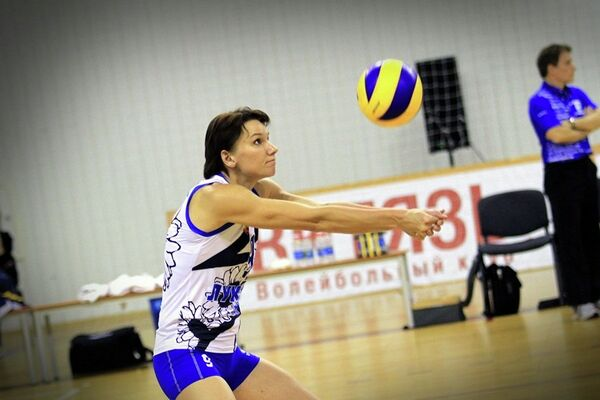 Елена Зарубина
