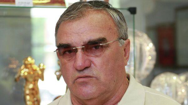 Главный тренер легкоатлетической сборной России Валентин Маслаков
