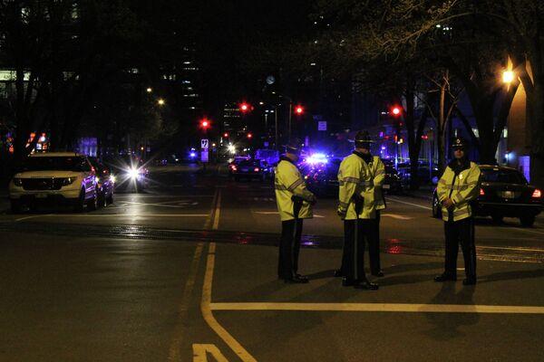 Стрельба на территории Массачусетского института в Бостоне