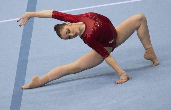 Алия Мустафина