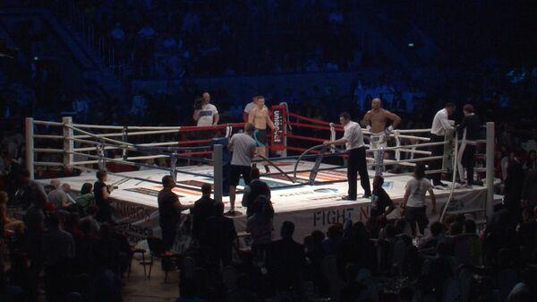 Минеев и Каиро сломали ринг на Битве под Москвой 11