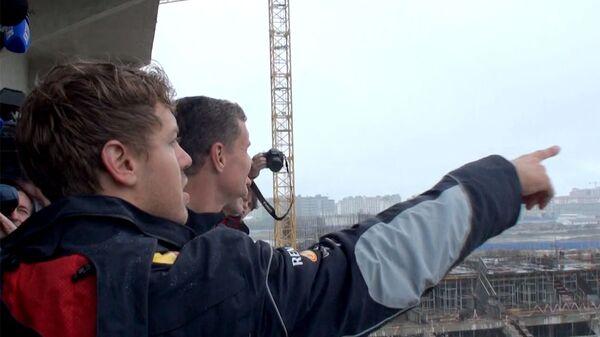 Себастьян Феттель и Девид Култхард оценили трассу для Формулы-1 в Сочи