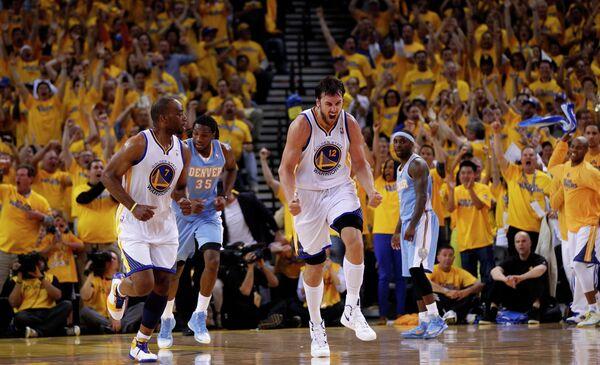 Баскетболисты Голден Стэйт Уорриорз
