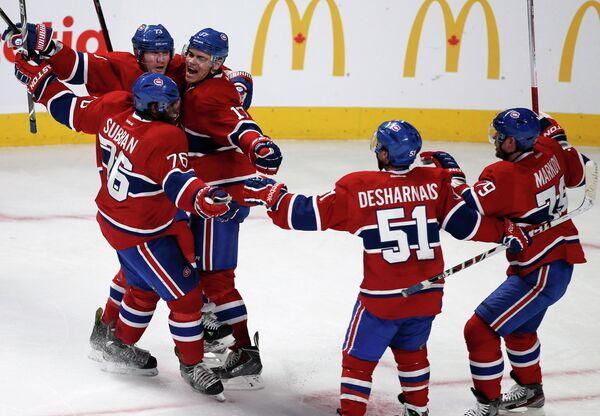 Хоккеисты Монреаля