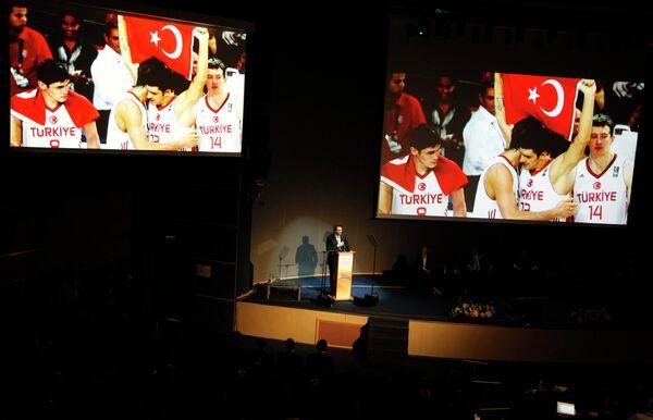 Презентация Стамбула к ОИ-2020
