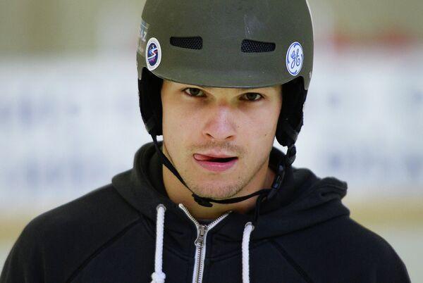 Сноубордист Вик Вайлд