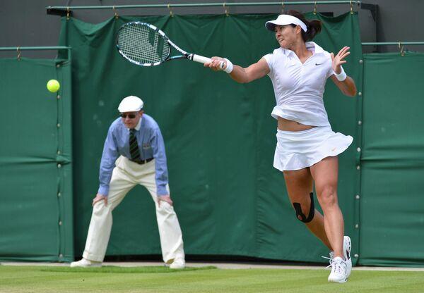 Китайская теннисистка Ли На