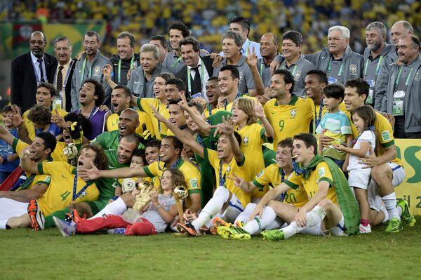 Сборная Бразилия