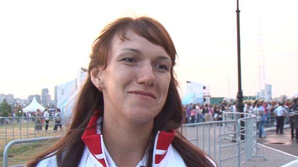 Победительница в академической гребле об успехе команды РФ на Универсиаде