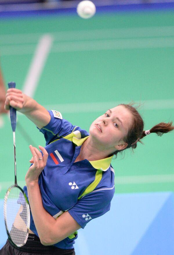 Российская спортсменка Анастасия Червякова
