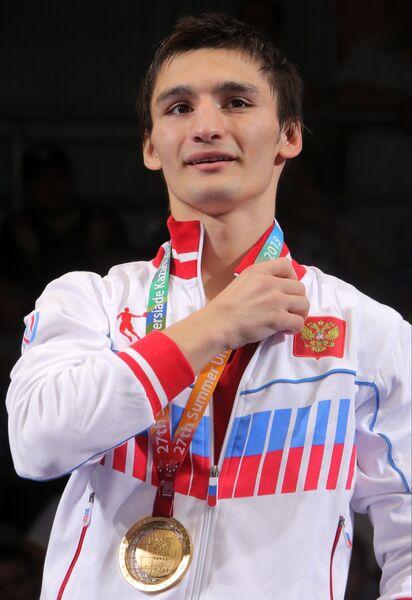 Адлан Абдурашидов
