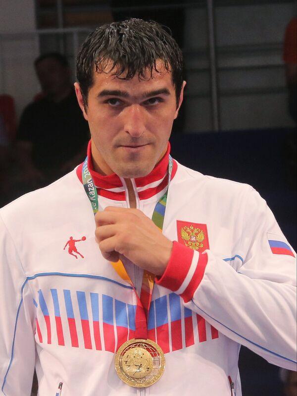 Магомед Омаров