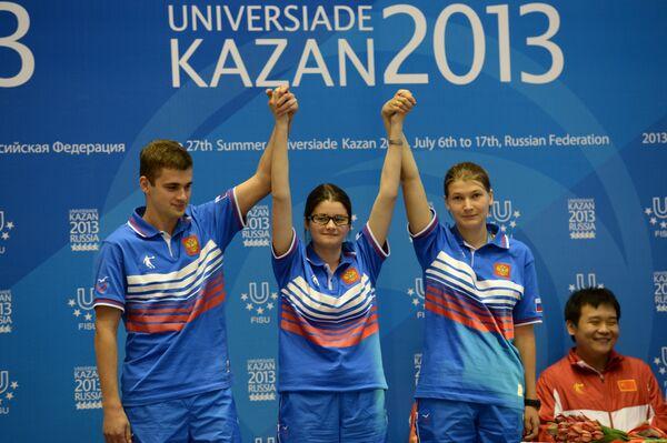 Команда России по шахматам