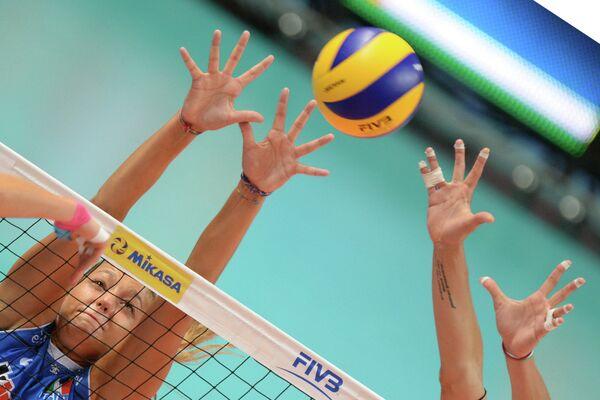 Волейболистка сборной Италии Ноеми Синьориле