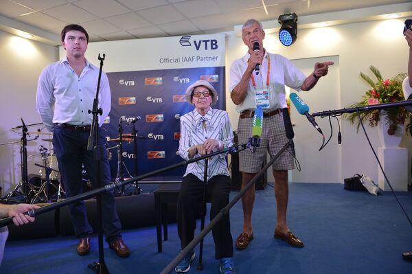 Игорь Тер-Ованесян (справа)