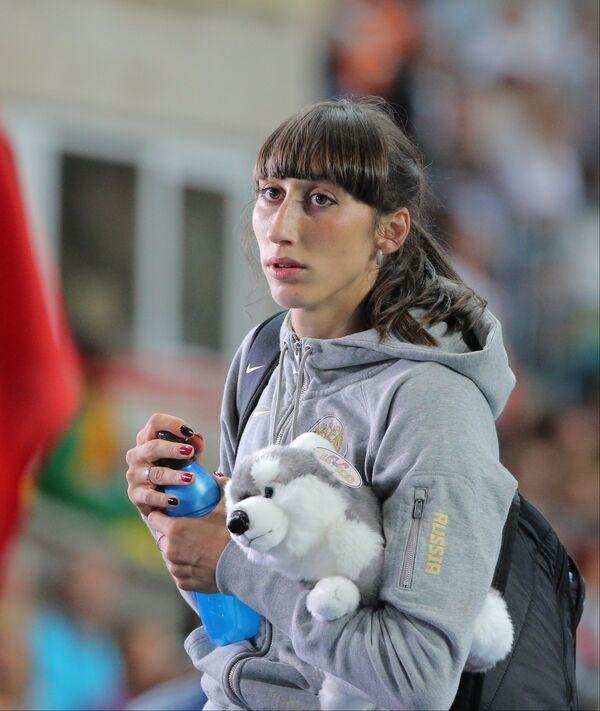 Россиянка Екатерина Конева