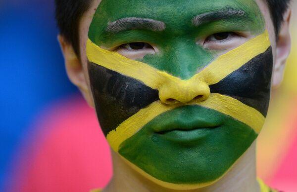Болельщик сборной Ямайки