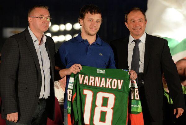 Валерий Белов, Михаил Варнаков и Шамиль Хуснутдинов (слева направо)
