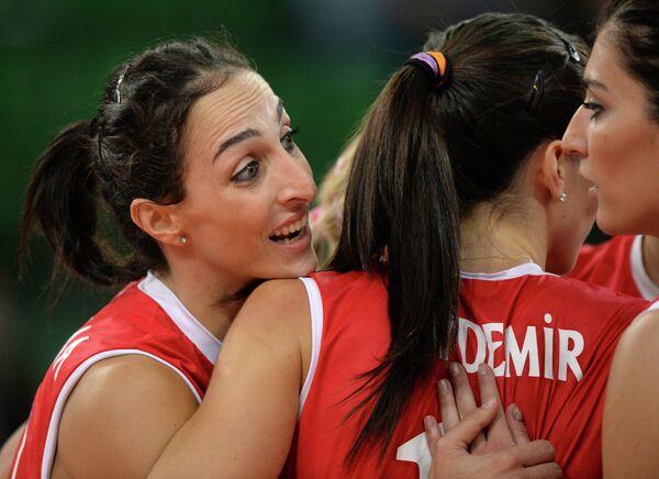 Игрок сборной Турции