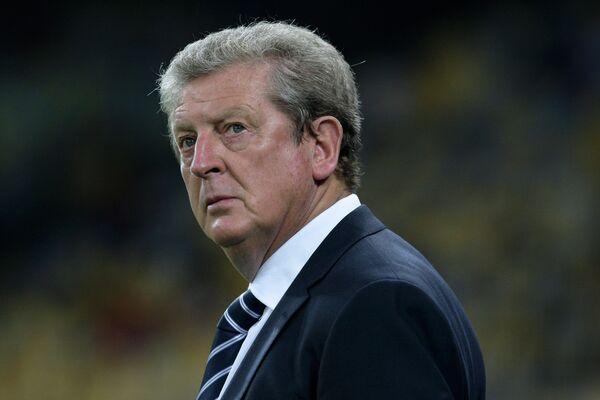 Главный тренер сборной Англии по футболу Рой Ходжсон