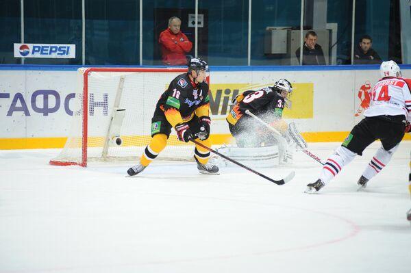 Хоккеист Северстали Александр Шинин