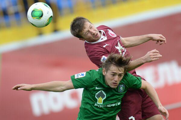 Кирилл Панченко (слева) и Олег Кузьмин