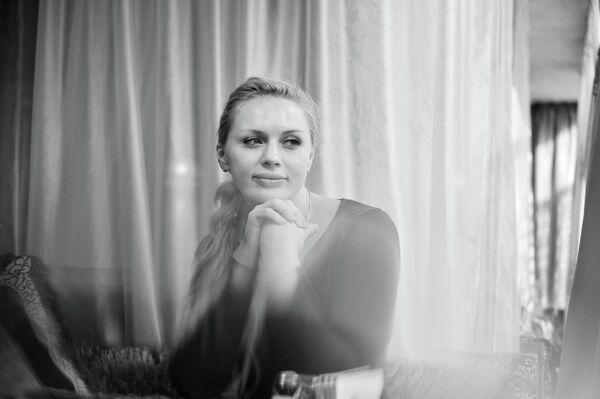 Светлана Кулакова