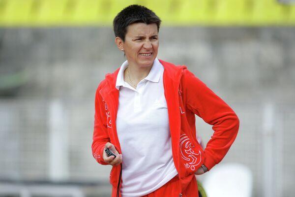 Тренер паралимпийской сборной России Ирина Громова