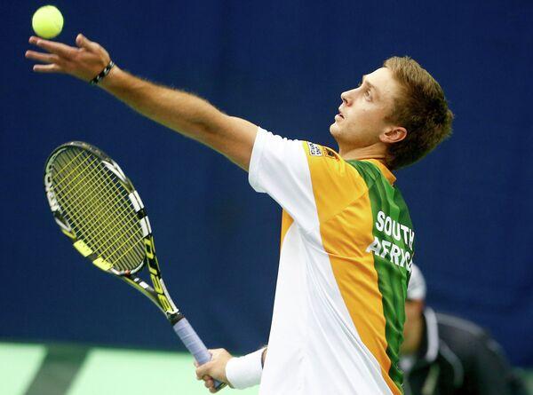 Теннисист из ЮАР Якоб-Конрад де Клерк